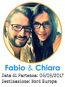 Luna di Miele Chiara e Fabio