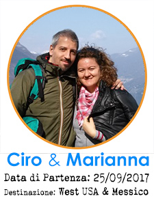 Ciro Impradice e Marianna Abate