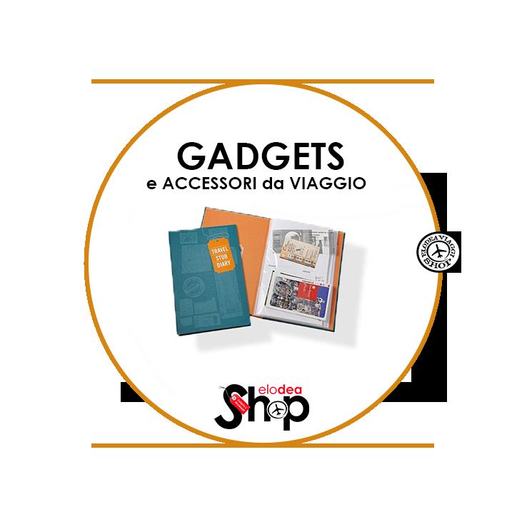 Idea regalo originale gadgets e accessori da viaggio for Idee e accessori