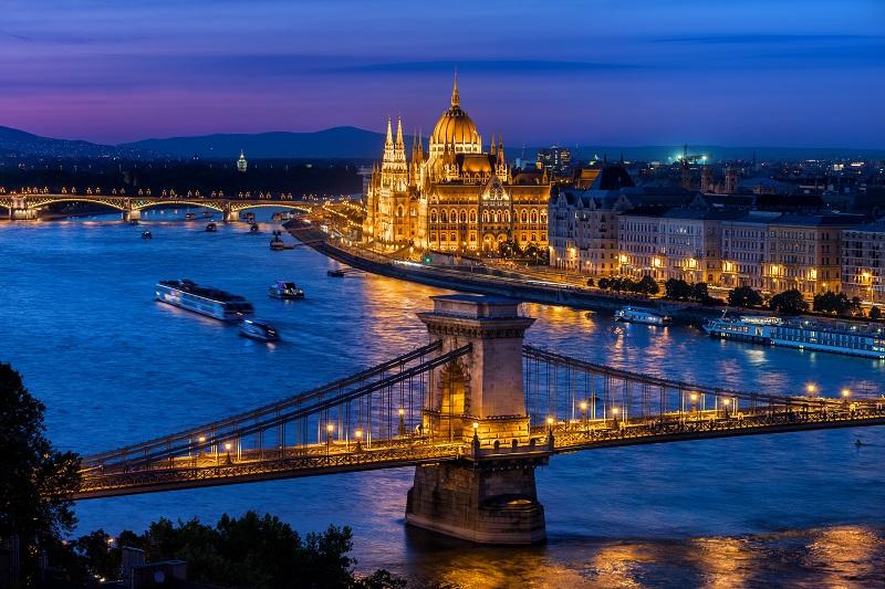 viaggio di gruppo a budapest